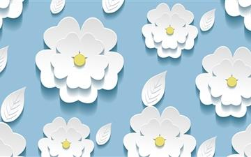 The flower Mac wallpaper
