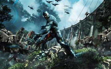 Crysis 3 Mac wallpaper
