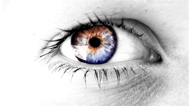The eye Mac Wallpaper
