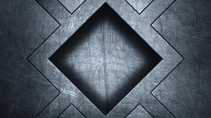 Steel plate Mac Wallpaper