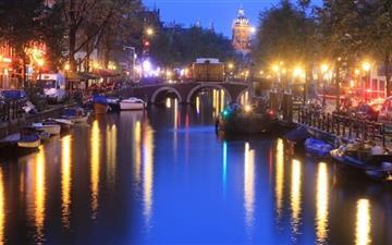 Amsterdam, Holland Mac wallpaper