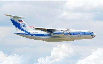 Volga Dnepr Mac wallpaper
