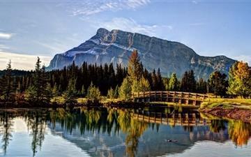 Banff National Park Mac wallpaper