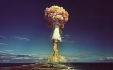 Atomic Bomb Mac wallpaper