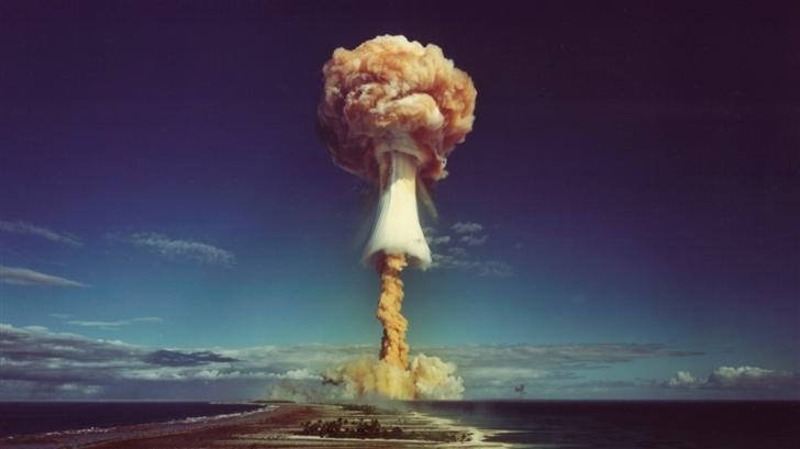 Atomic Bomb Mac Wallpaper