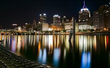 Pittsburgh,Pennsylvania MacBook Pro wallpaper