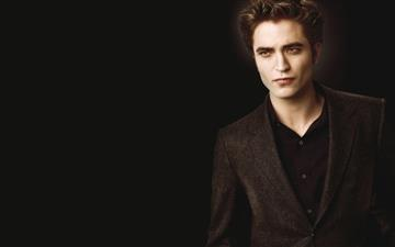 Robert Pattinson MacBook Air wallpaper