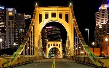 Pittsburgh Mac wallpaper