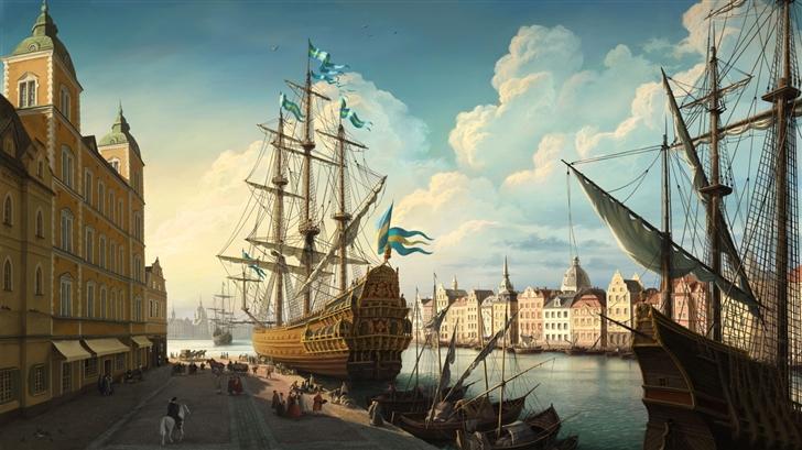 Royal Navy Mac Wallpaper
