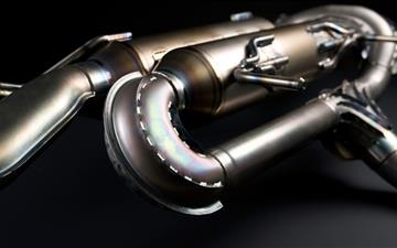Exhaust pipe All Mac wallpaper