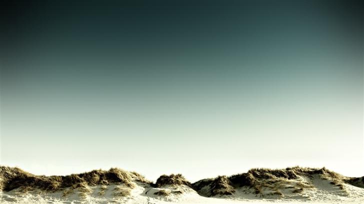 Sand Grass Mac Wallpaper