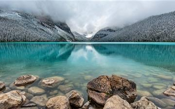 Banff National Park All Mac wallpaper