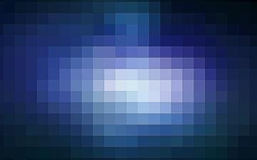 Pixelate Mac wallpaper