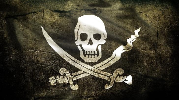 Pirate Flag Mac Wallpaper