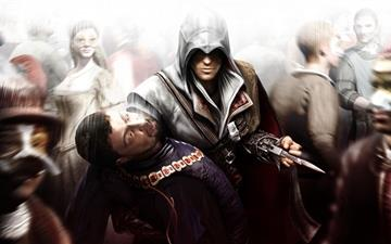 Assassins Creed Mac wallpaper