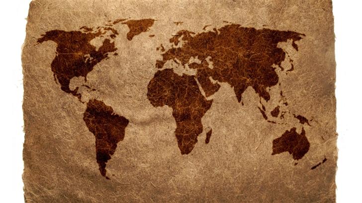 Treasure Map Mac Wallpaper