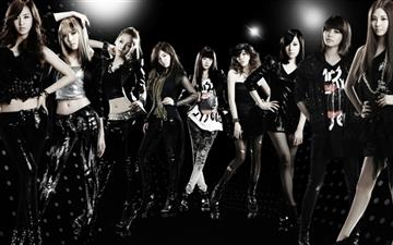 Girls Generation Run Devil Run All Mac wallpaper