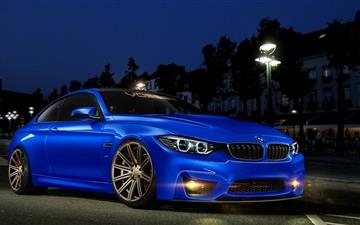 BMW car Mac wallpaper