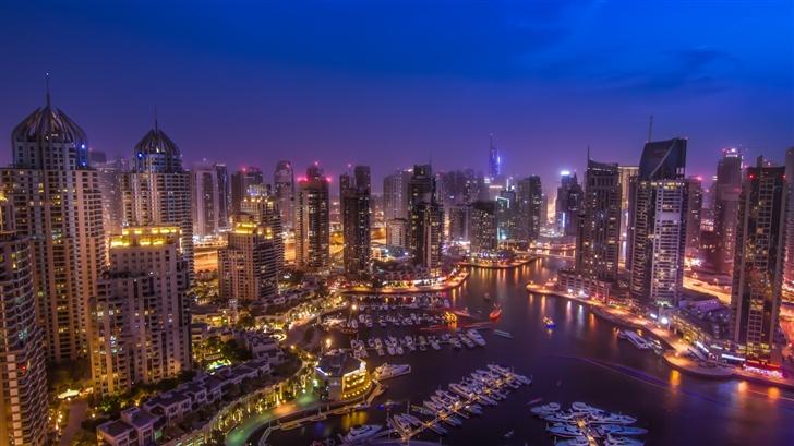 Dubai,UAE Mac Wallpaper