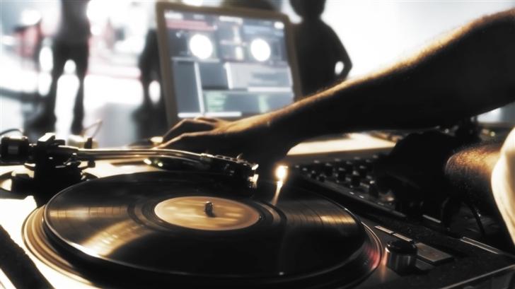 The DJ Mac Wallpaper