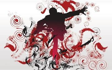 The dancer Mac wallpaper