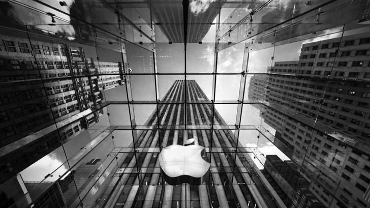 Apple logo Mac Wallpaper