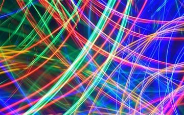 Color of light Mac wallpaper