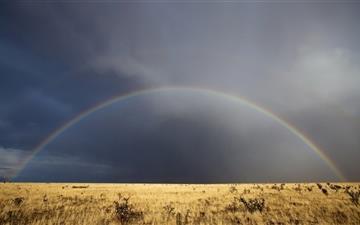 Dual Rainbow Mac wallpaper