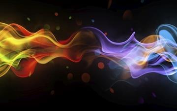 The fire of life Mac wallpaper