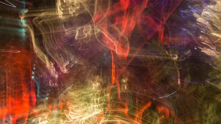 Abstract art Mac Wallpaper