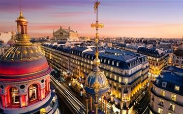 Grand Opera Paris Mac wallpaper
