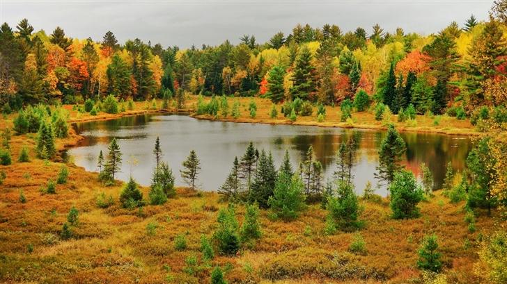 A lake Mac Wallpaper
