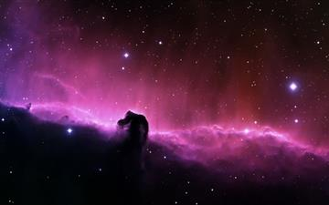 Horsehead Nebula Mac wallpaper