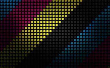 Color Stripe Mac wallpaper