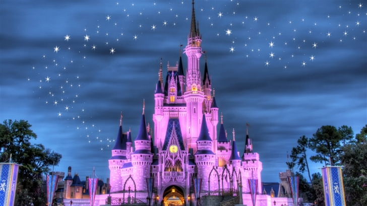 Pink Castle Mac Wallpaper Download Free Mac Wallpapers Download