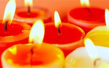 Candle Hope Mac wallpaper