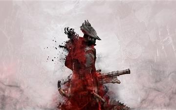Bloodborn Mac wallpaper