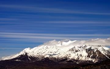 Mount Timpanogos Landscape Mac wallpaper