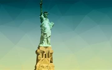 Statue Of Liberty Mac wallpaper