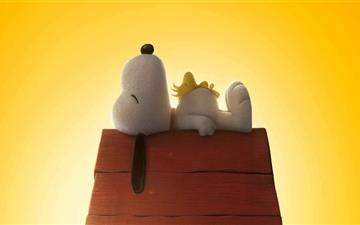Peanuts 2015 Movie All Mac wallpaper