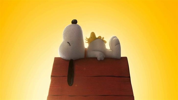 Peanuts 2015 Movie Mac Wallpaper