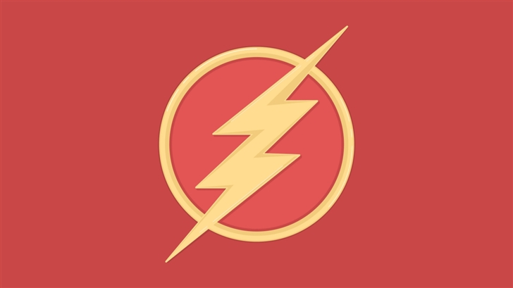 The Flash  Mac Wallpaper