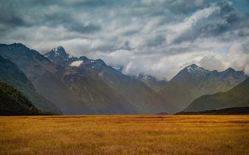 The Way To Milford Sound Mac wallpaper
