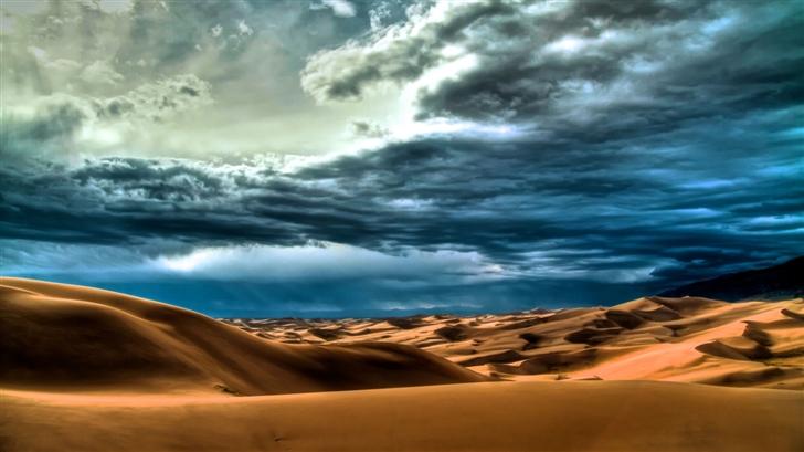 Colorado Desert Mac Wallpaper