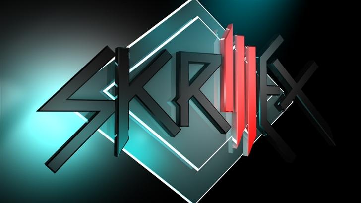 Skrillex Music Mac Wallpaper