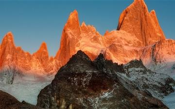 Chalten Patagonia MacBook Air wallpaper