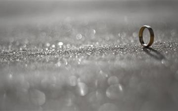 Wedding Ring Mac wallpaper