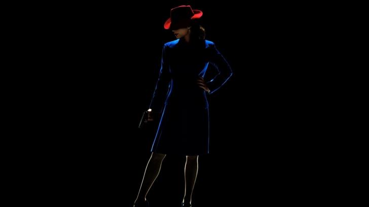 Agent Carter Marvel Mac Wallpaper
