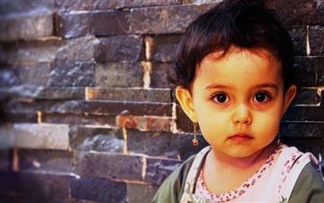 Little Girl Mac wallpaper