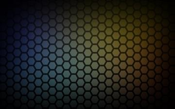 Honeycomb Pattern Mac wallpaper